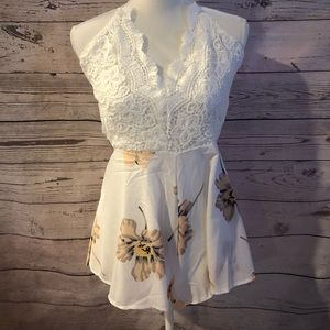 Other - Women's Floral Romper